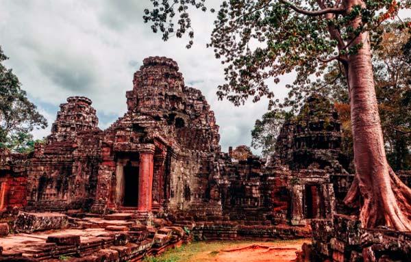templos milenarios de Angkor