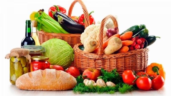 rutina alimenticia