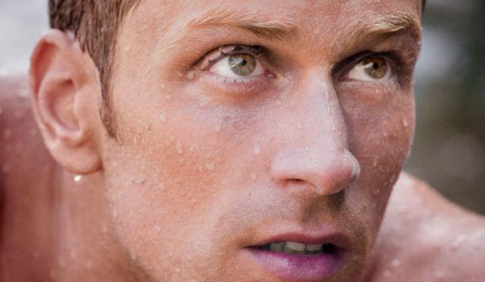 hidratar pieles faciales de hombres