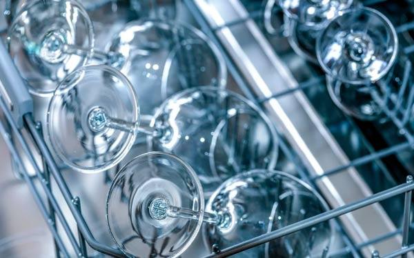 soluciones para un lavavajillas