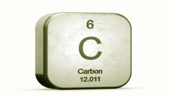 carbono en la naturaleza